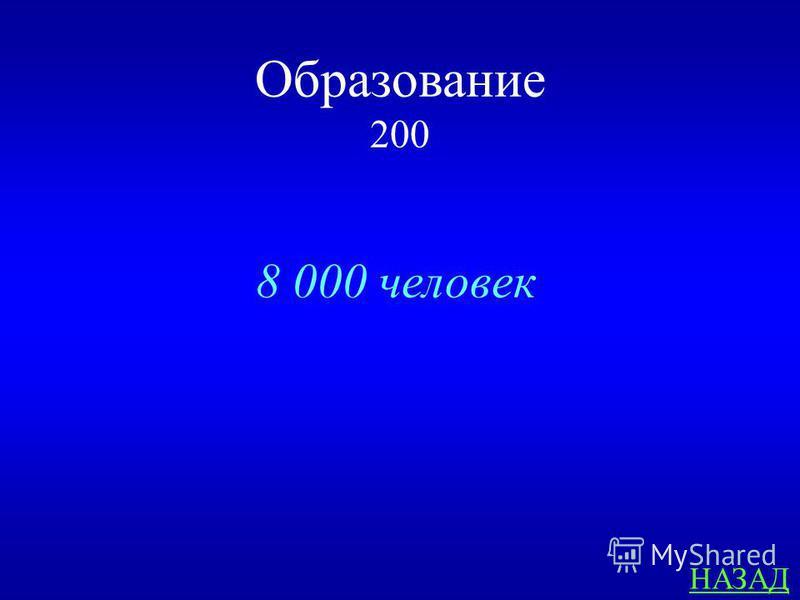 Образование 200 ответ Сколько человек получили образование в лучших университетах мира по программе «Болашак»?