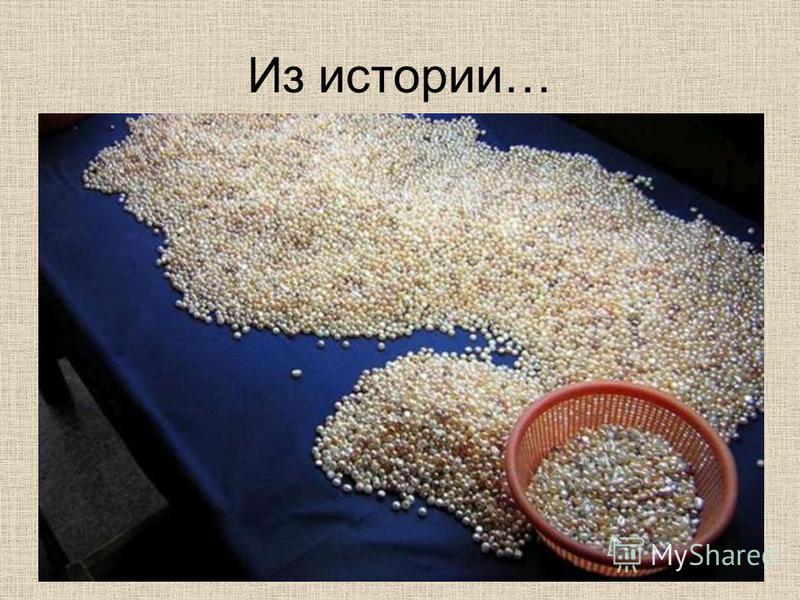 Из истории… Фото добычи жемчуга в Карелии.