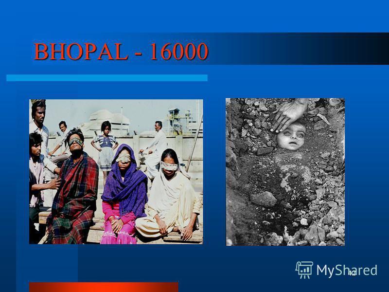 42 BHOPAL - 16000