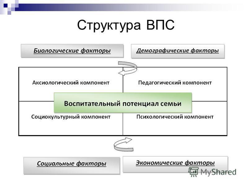 Структура ВПС