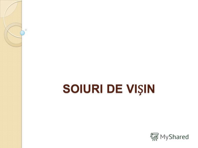 SOIURI DE VIIN