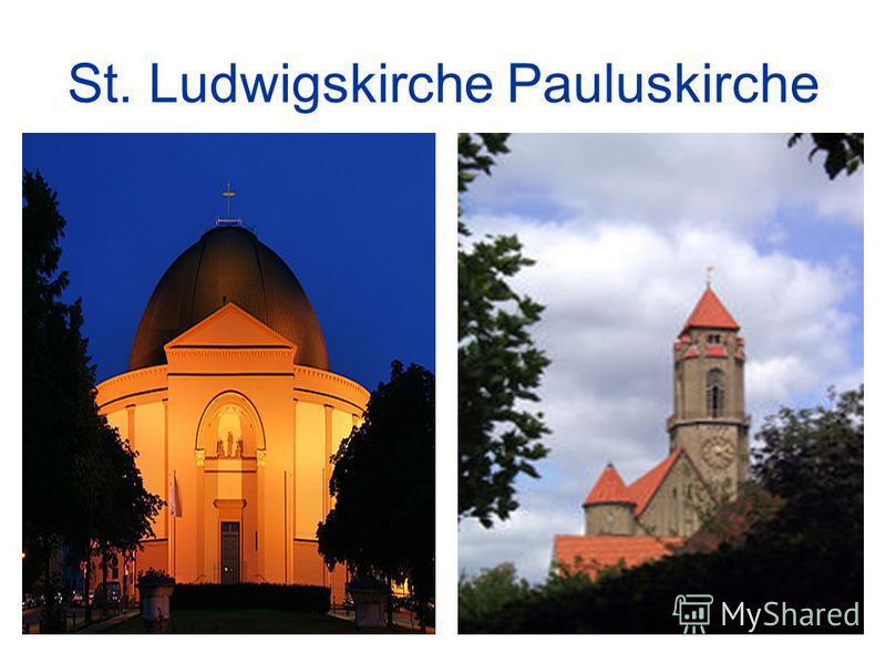 St. Ludwigskirche Pauluskirche