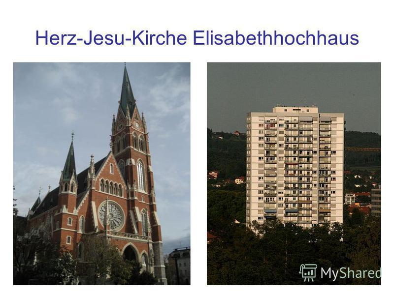 Herz-Jesu-Kirche Elisabethhochhaus