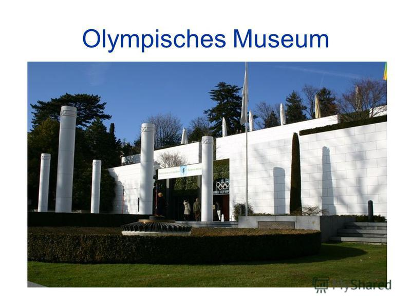 Olympisches Museum