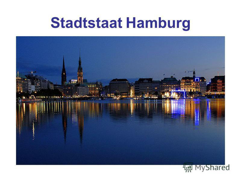 Stadtstaat Hamburg