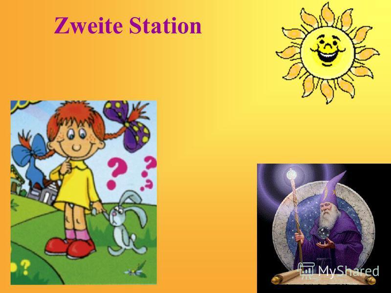 Erste Station