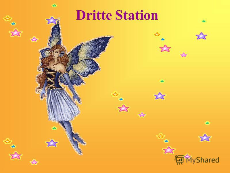 Zweite Station