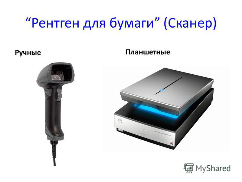 Рентген для бумаги (Сканер) Ручные Планшетные