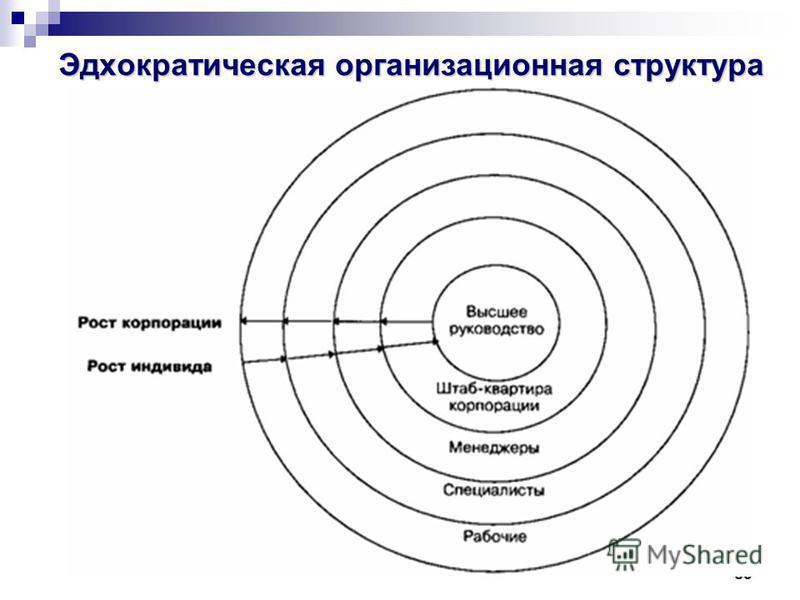 60 Эдхократическая организационная структура