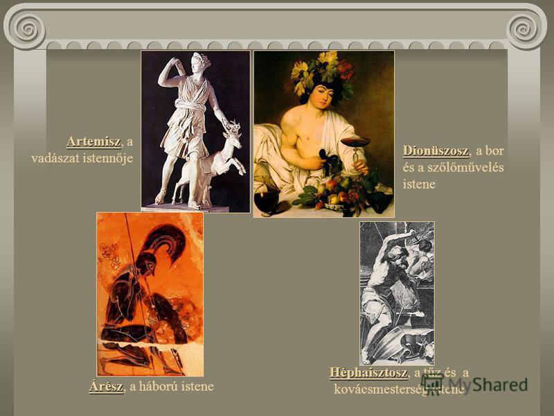 Apollón Apollón, a lant és a zene istene múzsák Kísérői a múzsák, a művészet istennői