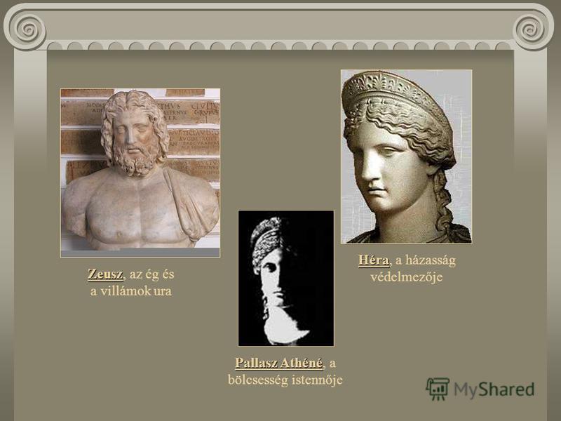 Az európai kultúra legrégebbi mítoszai Krétához kapcsolódnak. A Föld és az Ég – a Gaia és Uranosz – nászából születtek meg a titánok és a titaniszok. Kronosz, a legfiatalabb titán feleségül vette testvérét, Rheiát. Apját legyőzte, és így ő lett a fői