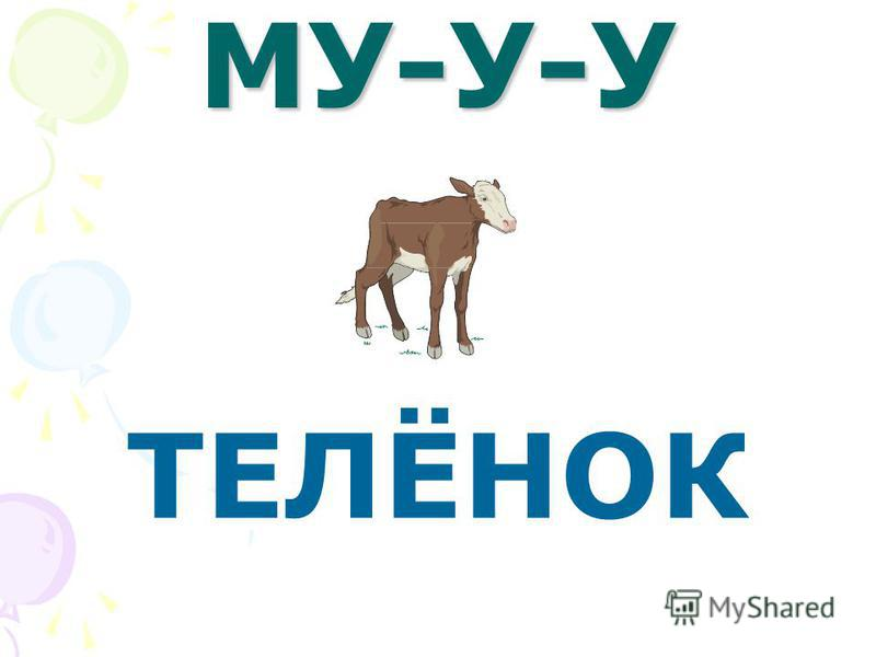МУ-У-У БЫК