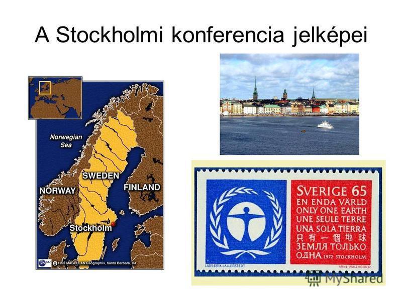 A Stockholmi konferencia jelképei