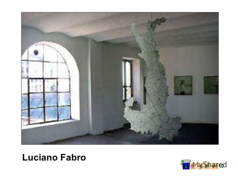10 Luciano Fabro