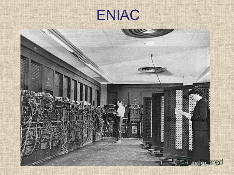 ENIAC 18