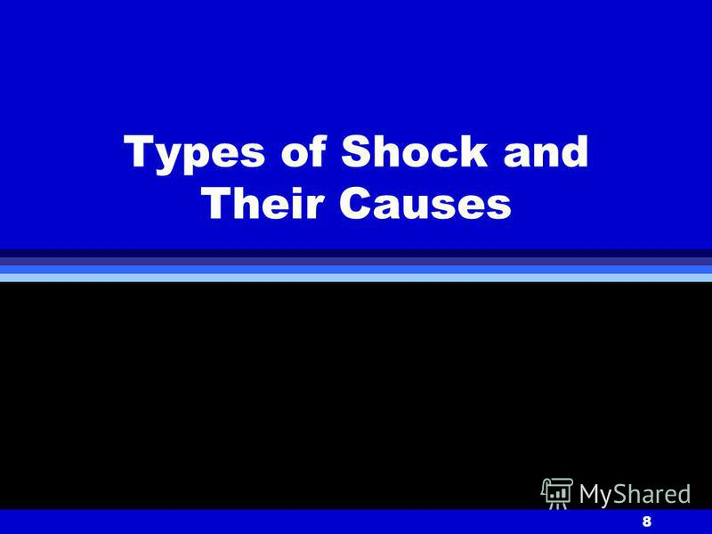 8 Types of Shock and Their Causes