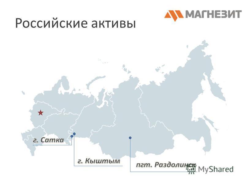 Российские активы