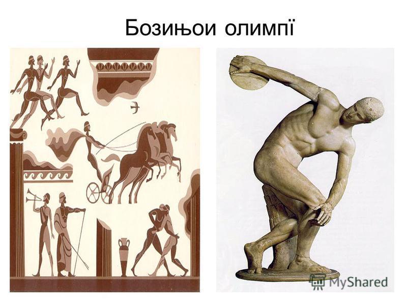 Бозињои олимпї