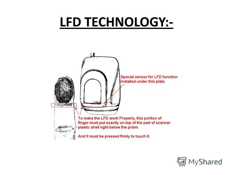 LFD TECHNOLOGY:-