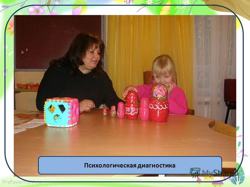 ProPowerPoint.ru Психологическая диагностика