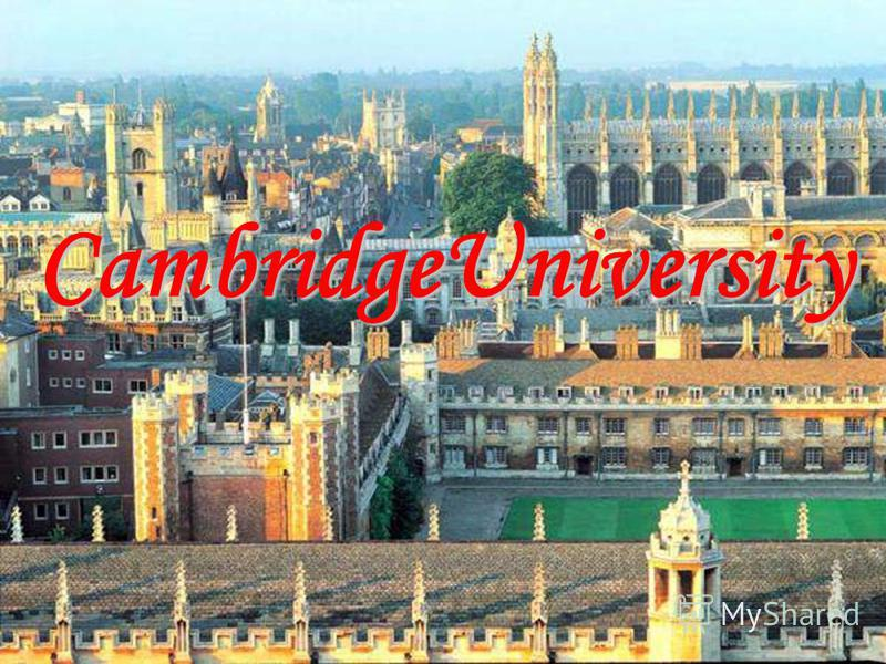 CambridgeUniversity