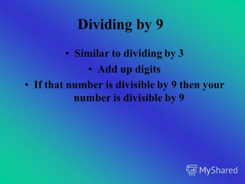 Now You Try Are these numbers divisible by 8? a)568 b)396 c)48 d)1903 e)490
