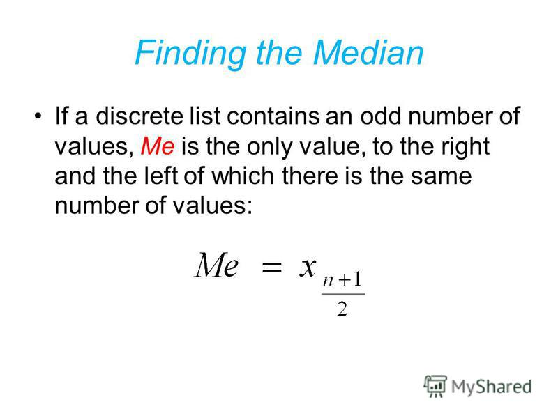 Statistics for Business and Economics, 6e © 2007 Pearson Education, Inc. Chap 3-139 Finding the Median The location of the median: If the number of values is odd, the median is the middle number If the number of values is even, the median is the aver