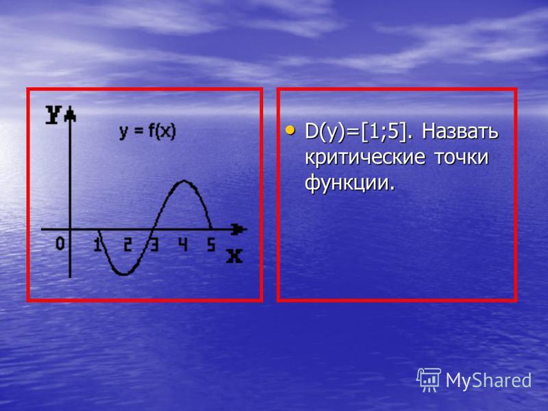 Является ли y(2) наименьшим значением функции, если функция y(x) задана на [-1;3]? Является ли y(2) наименьшим значением функции, если функция y(x) задана на [-1;3]?