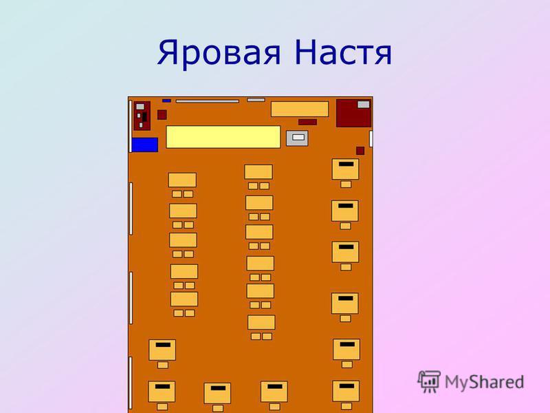 Яровая Настя