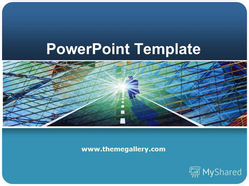 PowerPoint Template www.themegallery.com