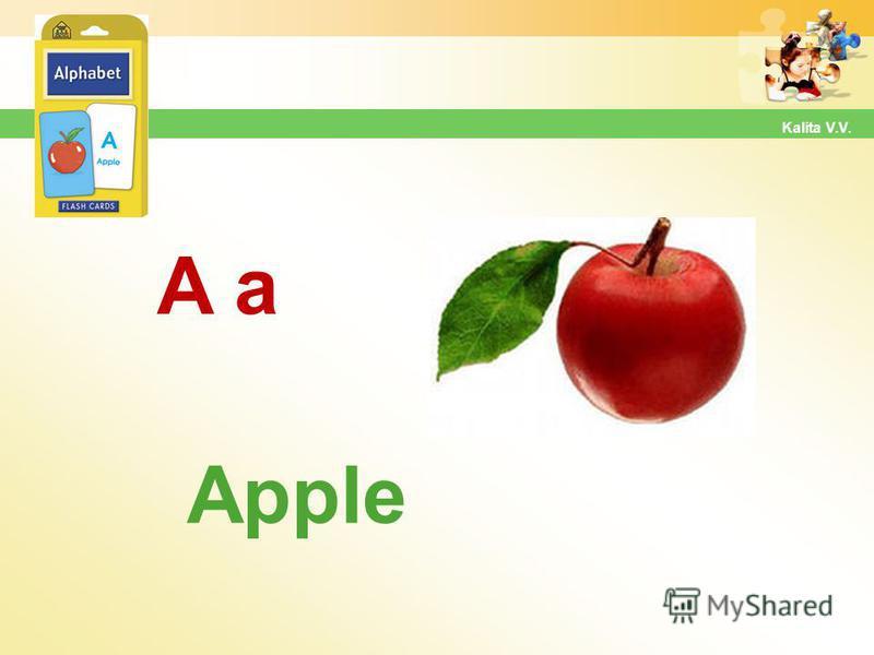 Apple Kalita V.V. A a