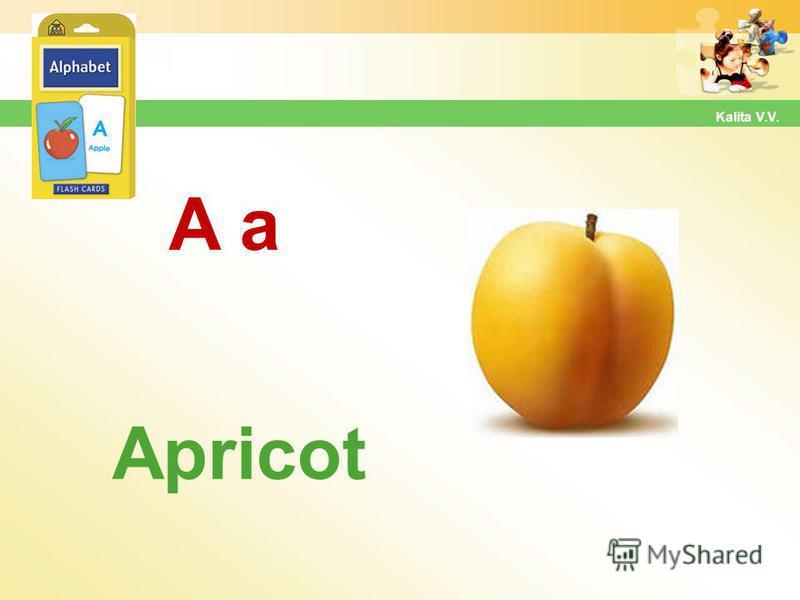 Kalita V.V. A a Apricot