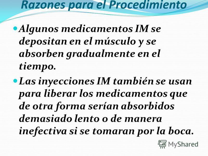 SIMULACION INYECCION. I.M