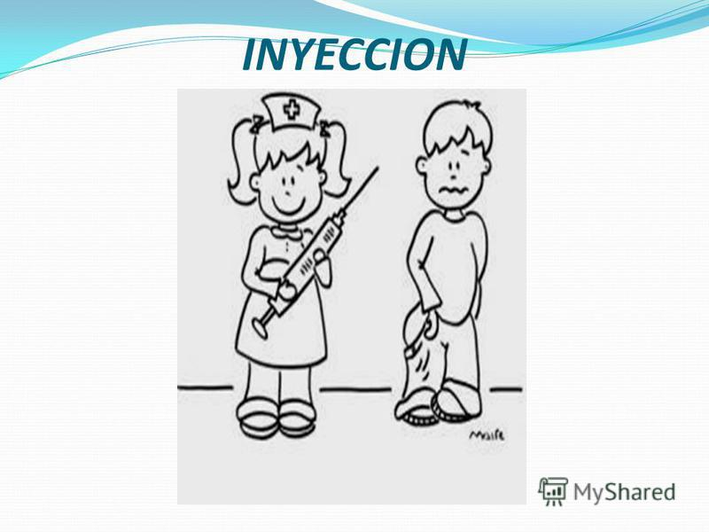 Durante el Procedimiento Si ve sangre en la solución de la jeringa, no inyecte. Retire la aguja y empiece de nuevo en otro sitio. Si no ve sangre, lentamente presione el émbolo hasta que se detenga. Quite la aguja de la piel y delicadamente sostenga