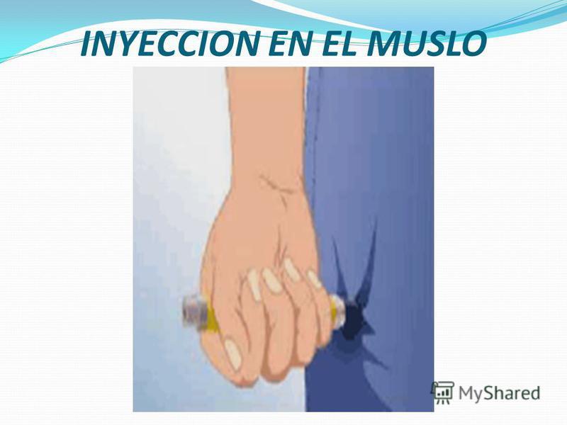 ¿Dolerá? Dependiendo de la medicina administrada usualmente hay una incomodidad mínima en el sitio de la inyección. También es común algún grado de dolor prolongado en el músculo.