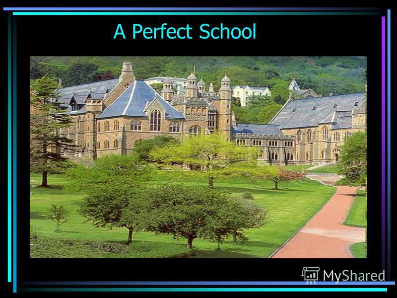 A Perfect School