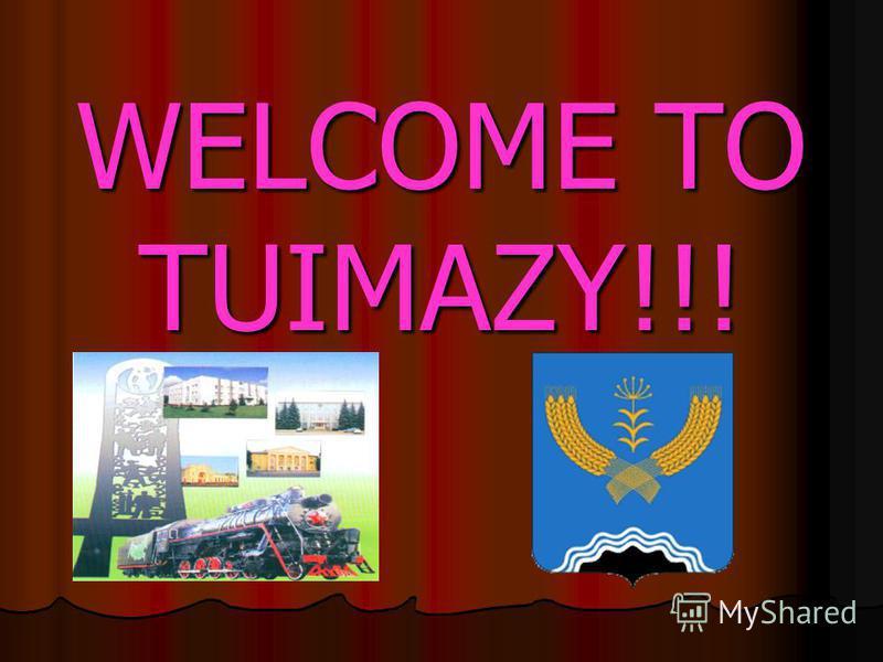 WELCOME TO TUIMAZY!!!