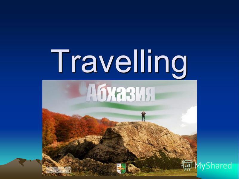 Travelling Abkhazia