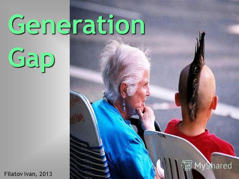 Filatov Ivan, 2013 Generation Gap