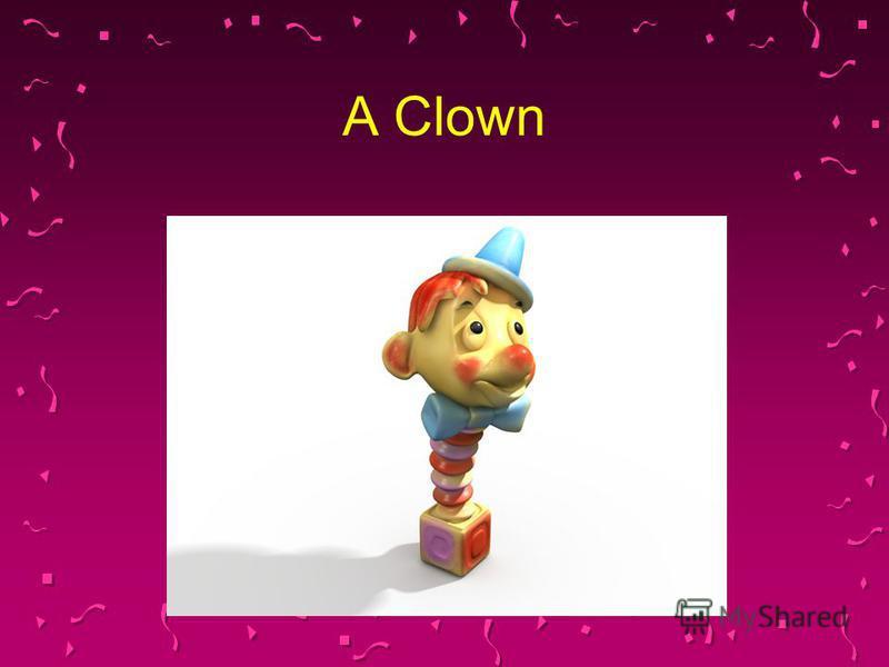 A Clown