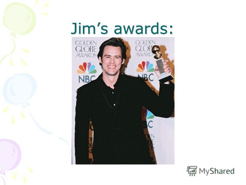 Jims awards: