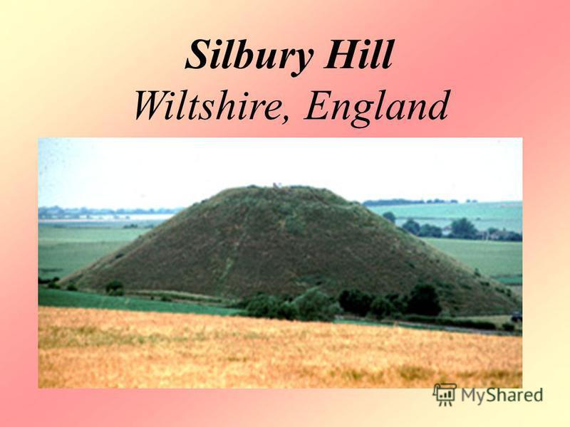 Silbury Hill Wiltshire, England