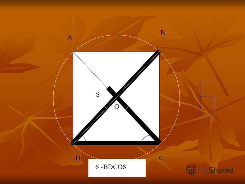A B O D C S 6-BDCOS