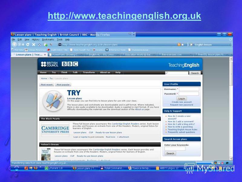 http://www.teachingenglish.org.uk