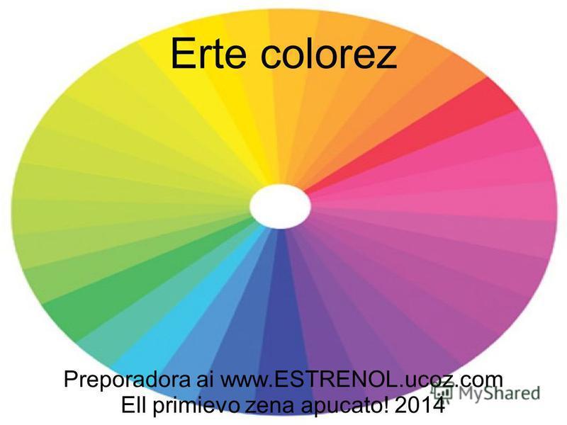 Erte colorez Preporadora ai www.ESTRENOL.ucoz.com Ell primievo zena apucato! 2014