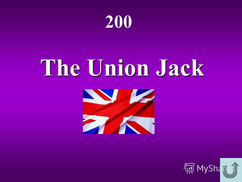 The Union Jack 200