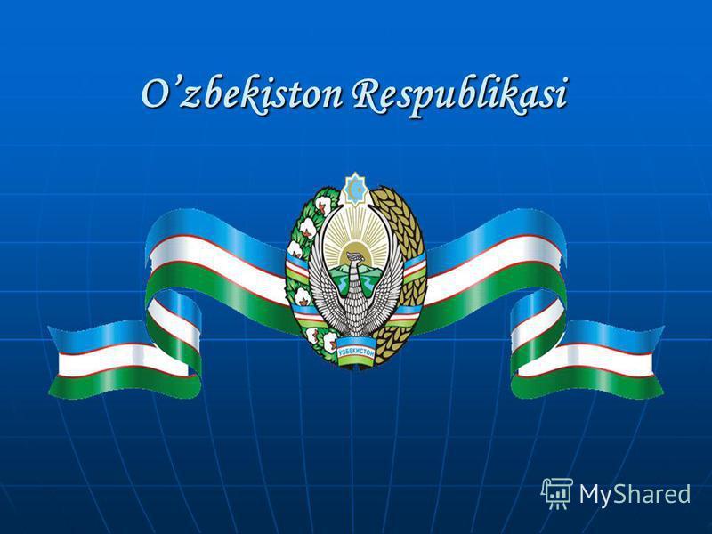 Ozbekiston Respublikasi