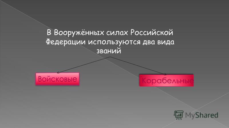 После Великой Октябрьской социалистической революции Декретом Советского правительства от 16 декабря 1917 г. старые чины, звания и титулы были упразднены. Впервые персональные воинские звания в Советской Армии и ВМФ были установлены постановлением СН