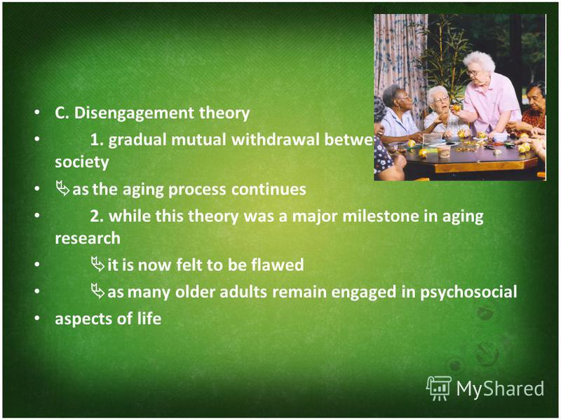 an introduction to the main theories on how the process of aging works Aging theories 53,348 views  damage caused by frs is the main reason for ageing and age related diseases there is no clear idea as to which, if any, of the the.