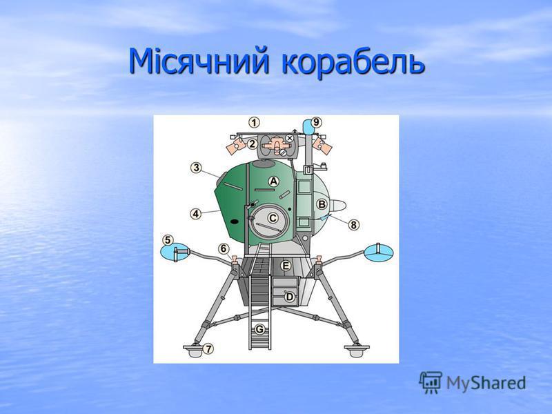 Місячний корабель